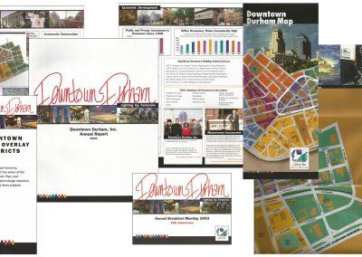 Downtown Durham Inc Rebrand
