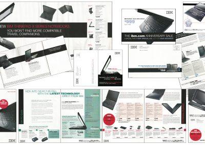 Ibm Black Bar Campaign Direct Marketing