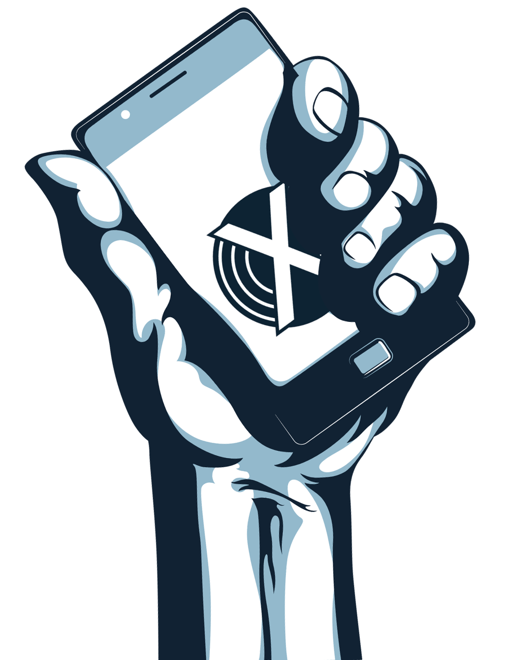 Mobilution Hand Icon