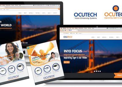 Ocutech Rebrand Web